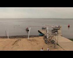 Embedded thumbnail for Чемпионат России по плаванию на открытой воде 2019. День 1