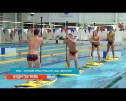 Embedded thumbnail for ВНПК-2017. Дмитрий Комаров и Никита Ходиков. Открытая тренировка по аквафитнесу
