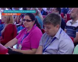 Embedded thumbnail for ВНПК-2017. Виктор Авдиенко. Тренировка пловцов 8-14 лет