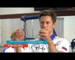 Embedded thumbnail for ВНПК-2017. Дмитрий Комаров. Ознакомление с технологиями силовой тренировки пловцов